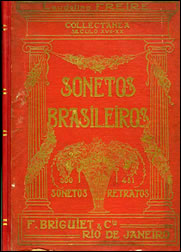 SONETOS BRASILEIROS Século XVII – XX.
