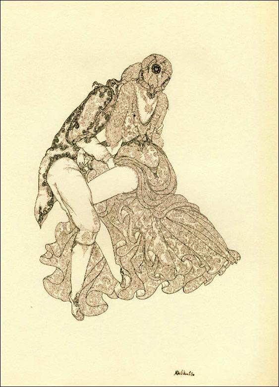 poesia erotica - Bocage